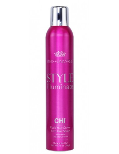 CHI Miss Universe Rock Your Crown Firm Hair Spray