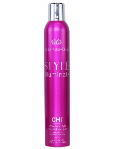 CHI Miss Universe Work Your Style Flexible Hair Spray
