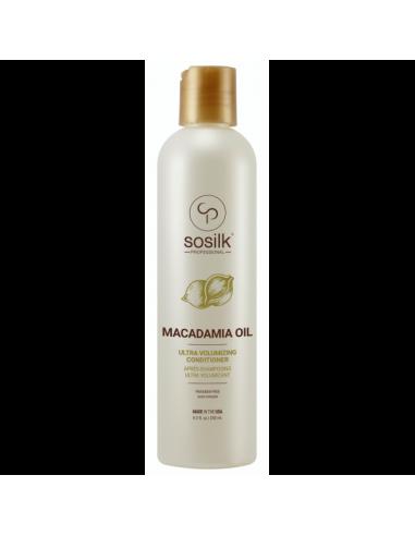 Sosilk Professional Macadamia Oil Conditioner