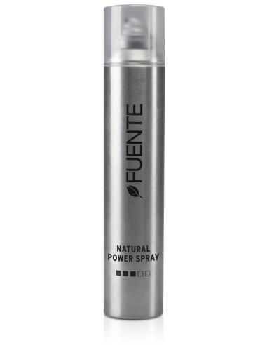 Laque Fuente Natural Power Spray
