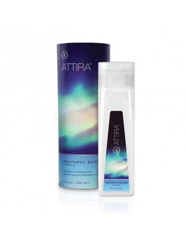 Shampooing Anti-âge Attira Youthful Nature