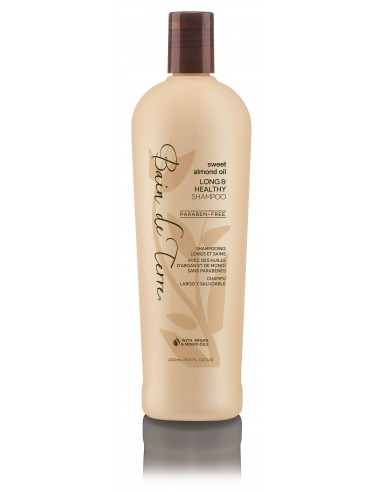 Shampooing Sweet Almond Oil 400ml