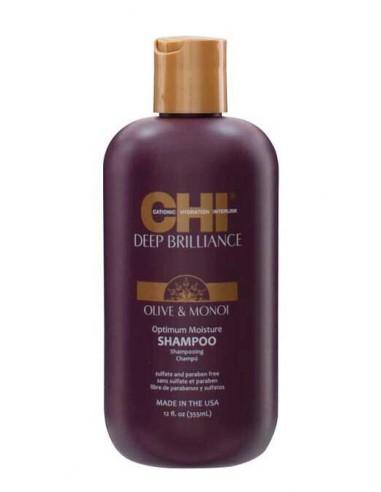 Shampooing Hydratant CHI Olive & Monoï 355