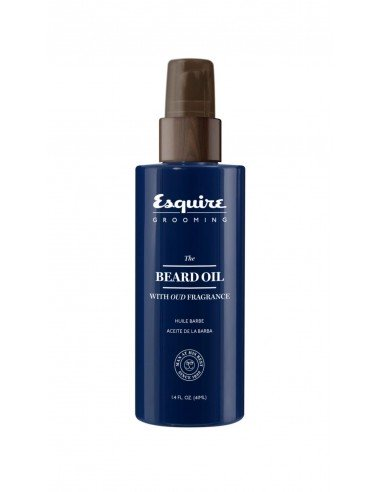 The Beard Oil Esquire Grooming
