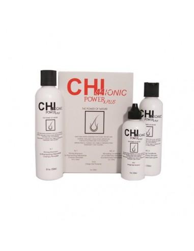 CHI 44 KIT POWER PLUS - CHEVEUX NATURELS