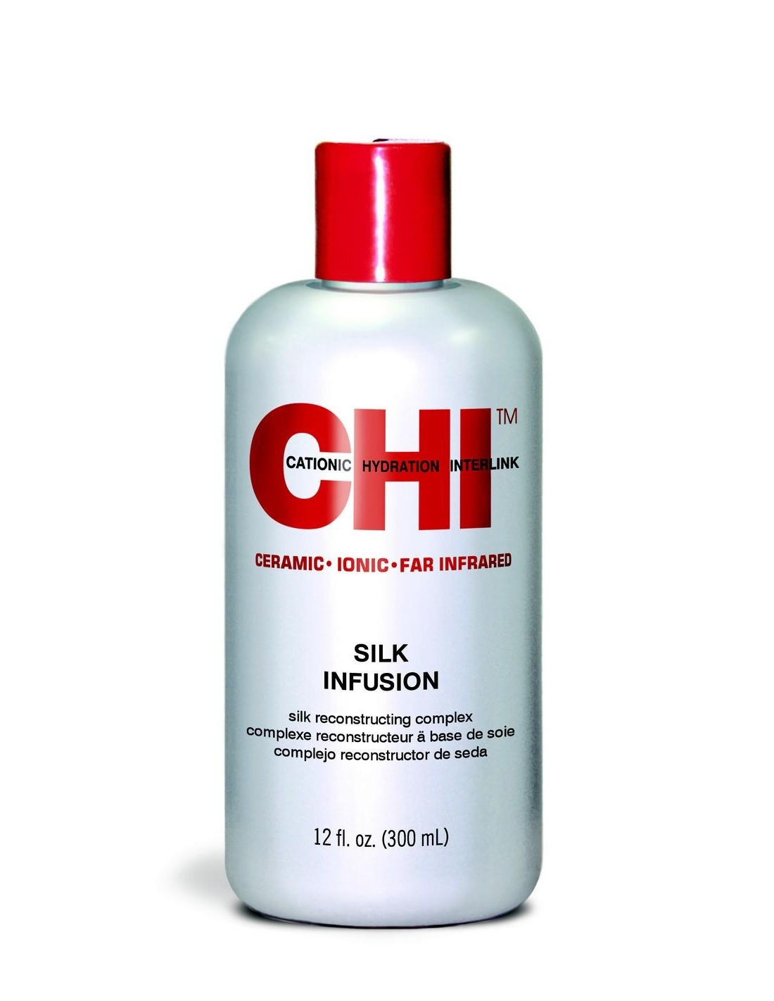 how to use chi silk infusion