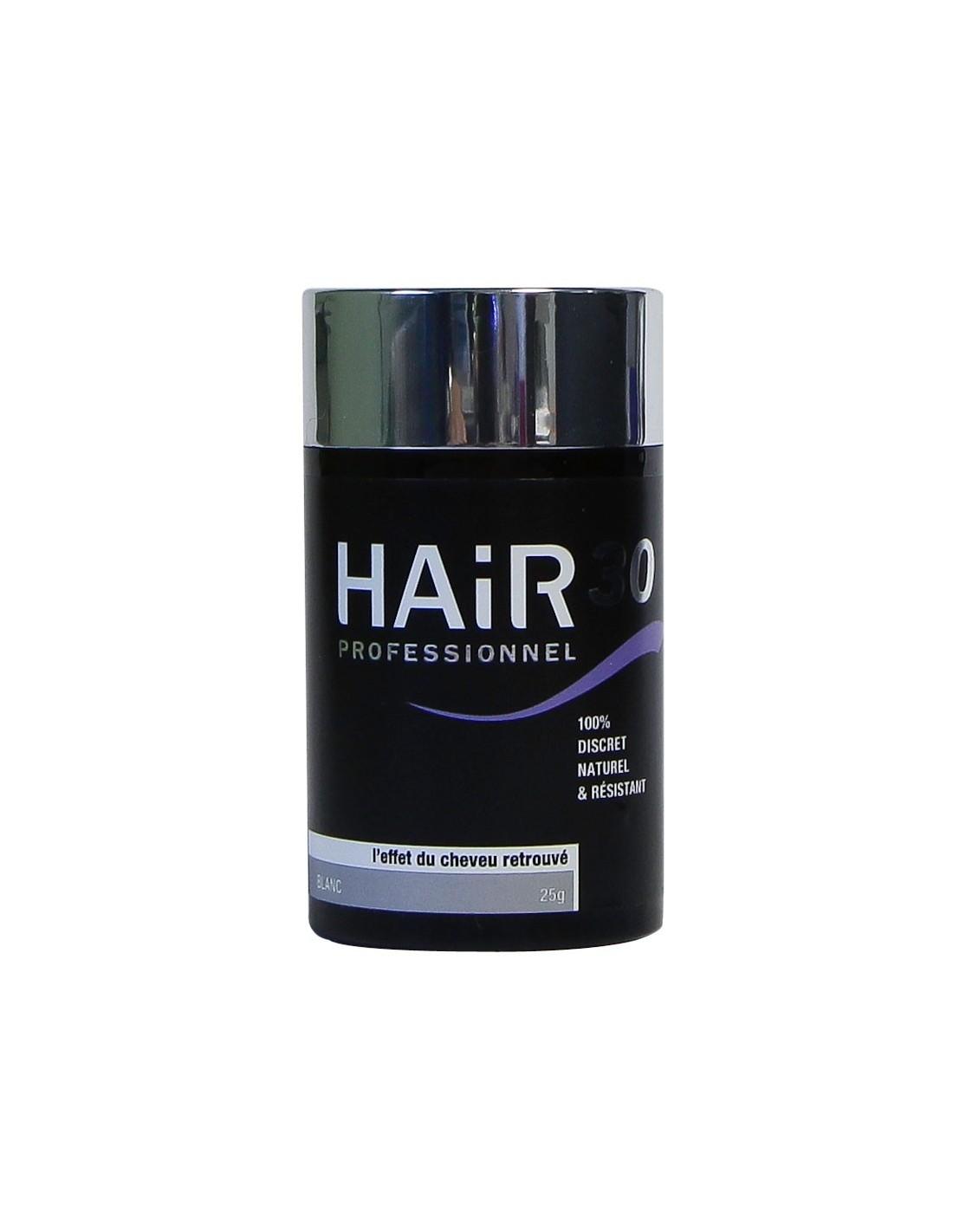 Accueil > Marques > Hair 30 > Hair 30 Professionnel Blanc