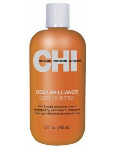 CHI Deep Brilliance Soothe & Protect 350ml