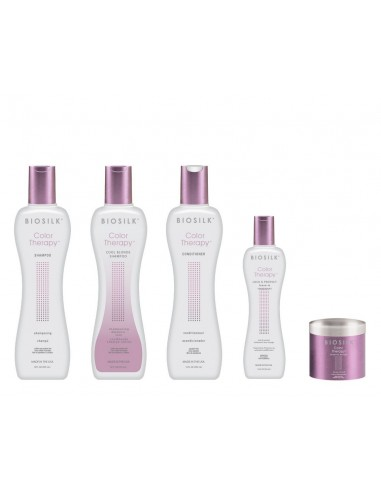 BioSilk Color Therapy Kit Complet