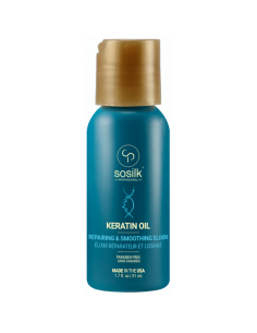 Sosilk Professional Keratin Oil Elixir
