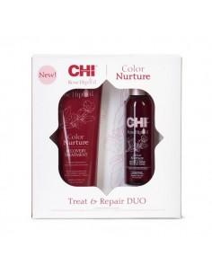 CHI Rose Hip Oil Duo Kit