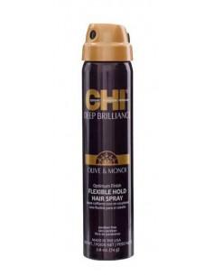 Laque Coiffante CHI Olive & Monoï 74