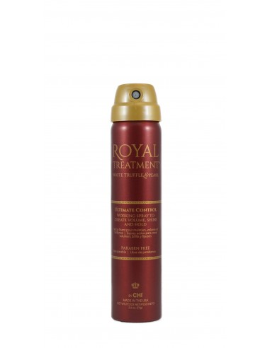 Spray Fixant Volume & Brillance CHI Royal 74g