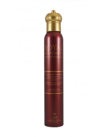 Spray Fixant Volume & Brillance CHI Royal 340g