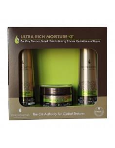 Kit Ultra-riche Macadamia Moisture Essentials