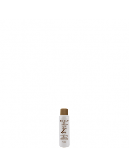 BioSilk Silk Therapy Cure Soyeuse & Organic Coconut Oil Moisturizing Conditioner 30ml